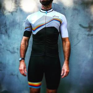 3D Hill Climb pro fit jersey and and bibs