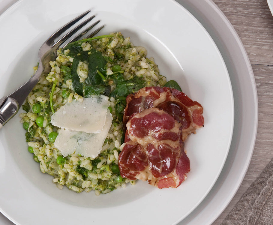 Sabato - Green Goddess Risotto