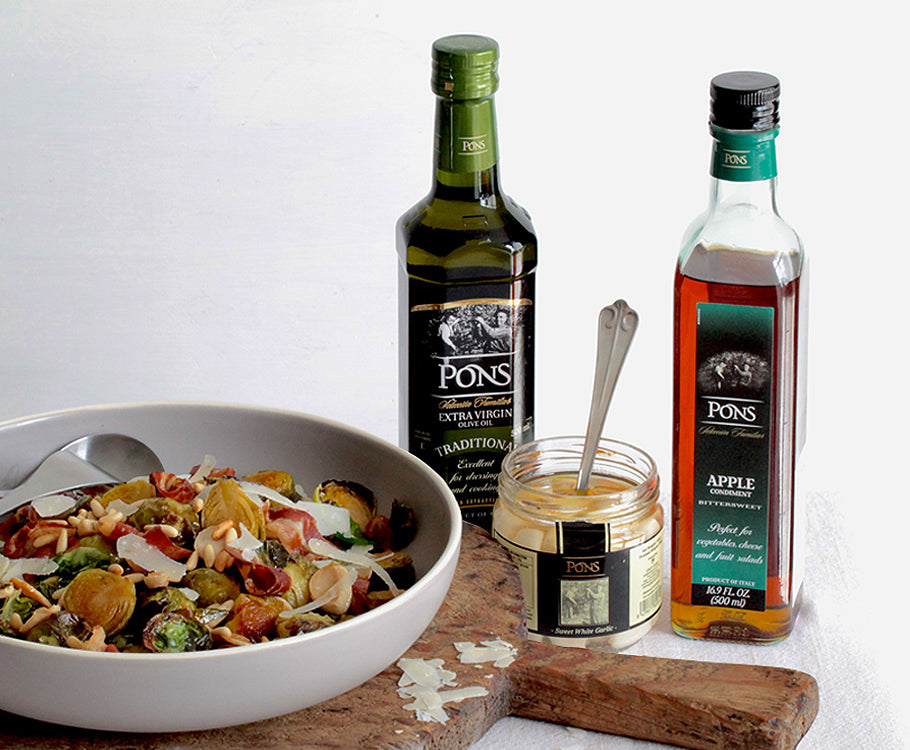 Sabato - How to Use Pons Oils and Vinegars...
