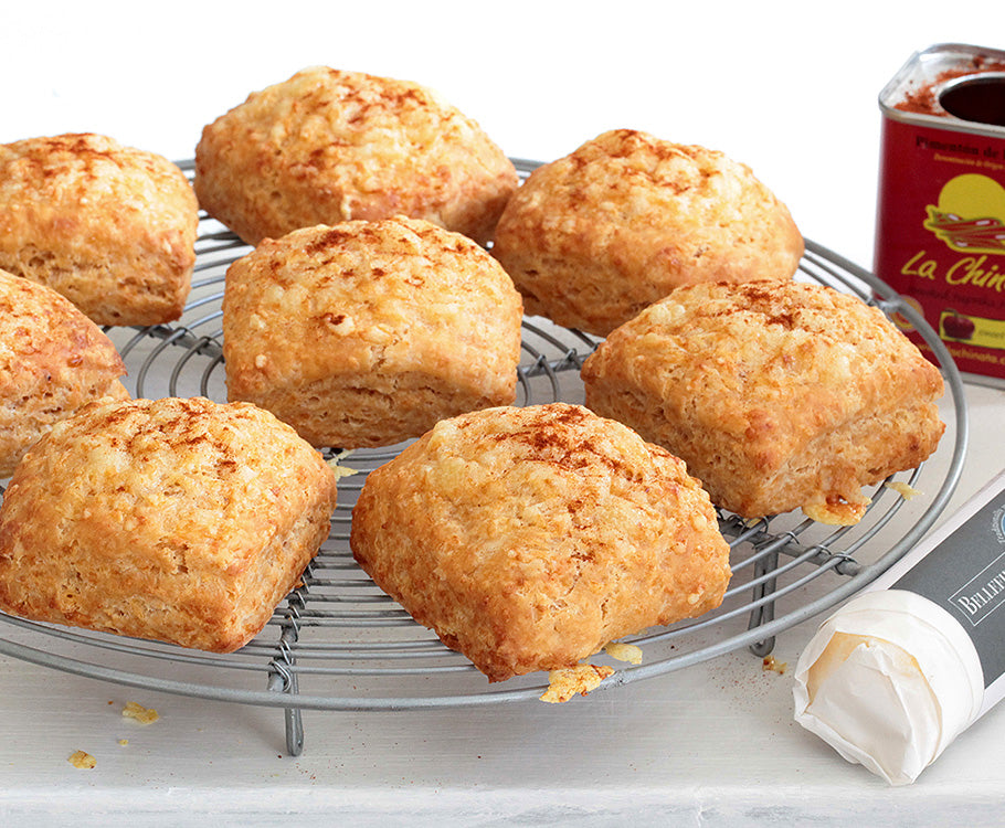 Sabato - Smoked Paprika Cheese Scones