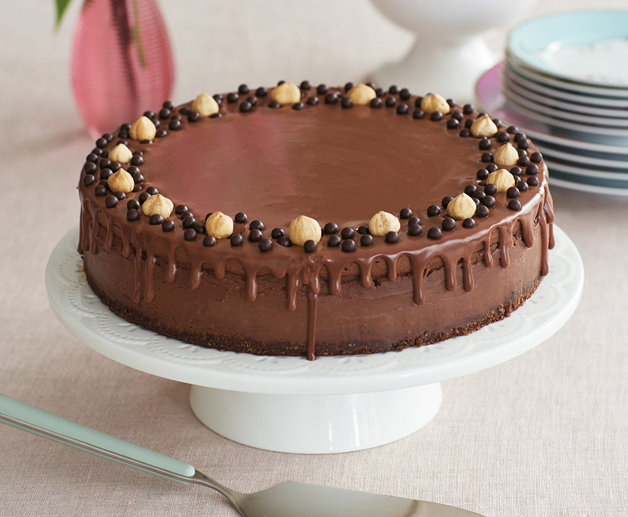 Sabato - Triple Chocolate Cheesecake