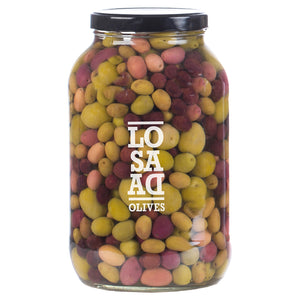 Losada Carmona Mix Olives