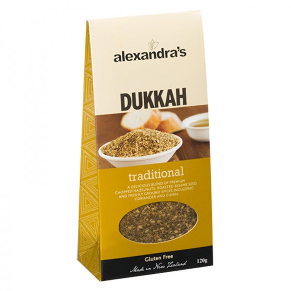 Alexandra's Dukkah Traditional