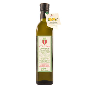 Load image into Gallery viewer, Colonna Lemon Infused Extra Virgin Olive Oil