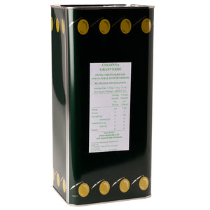 Colonna Lemon Infused Extra Virgin Olive Oil