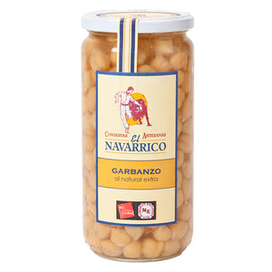 Load image into Gallery viewer, El Navarrico Chickpeas