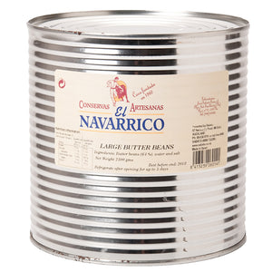 El Navarrico Large White Farmhouse Beans