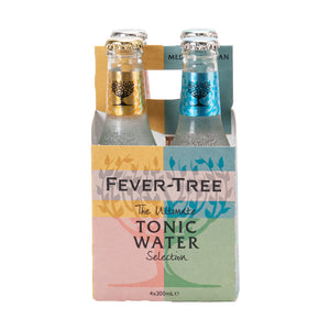 Fevertree Tonic Water Variety Pack