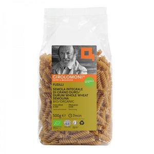 Girolomoni Grano Duro Fusilli Whole Wheat