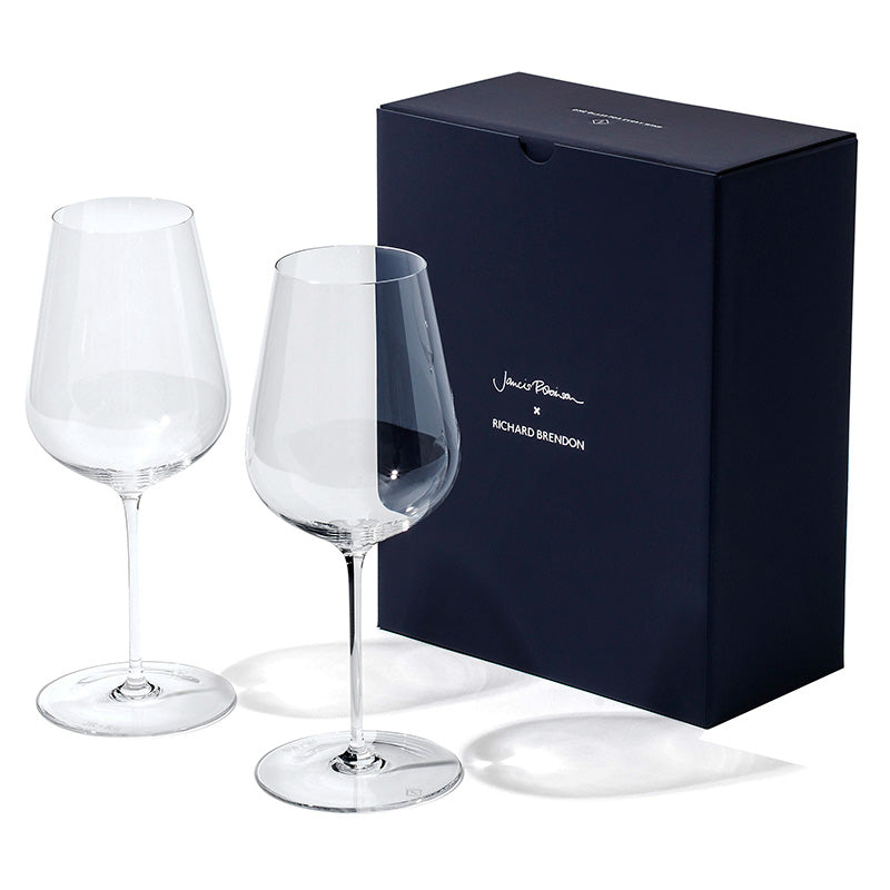 Jancis Robinson X Richard Brendon Wine Glasses