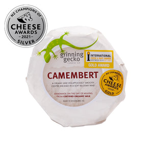 Load image into Gallery viewer, Grinning Gecko Camembert