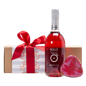 Load image into Gallery viewer, Kiss From a Rosé Hamper