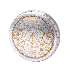 Load image into Gallery viewer, Harney & Sons Wedding Tea Tin
