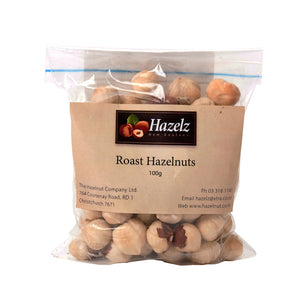 Load image into Gallery viewer, Hazelz Roasted Hazelnuts