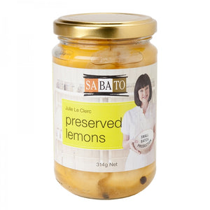 Julie Le Clerc Preserved Lemons