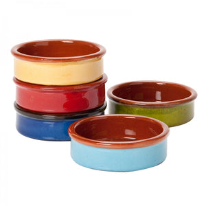 Load image into Gallery viewer, Coloured Terracotta Tapas Dish