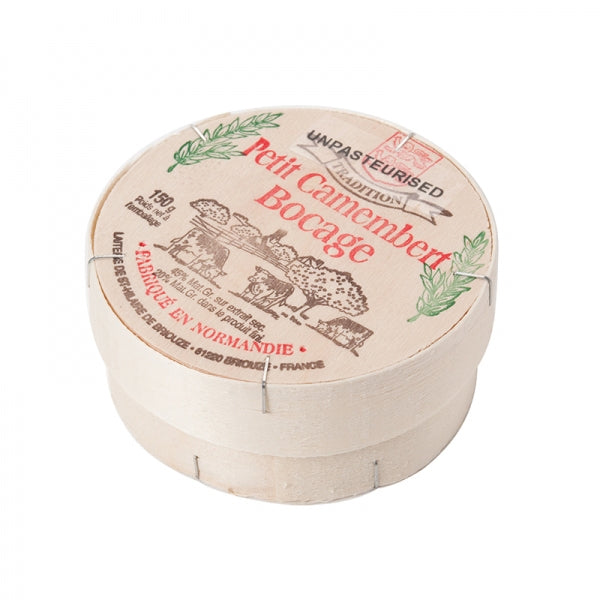 Camembert Bocage Mini Unpasteurised