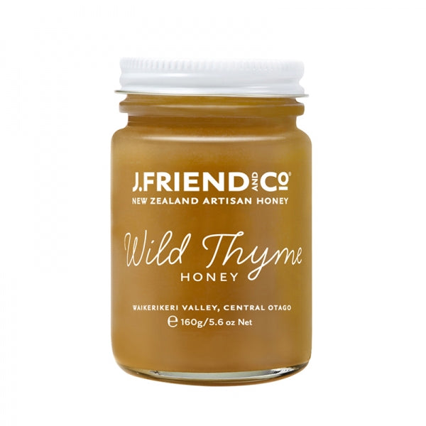J. Friend & Co Thyme Honey