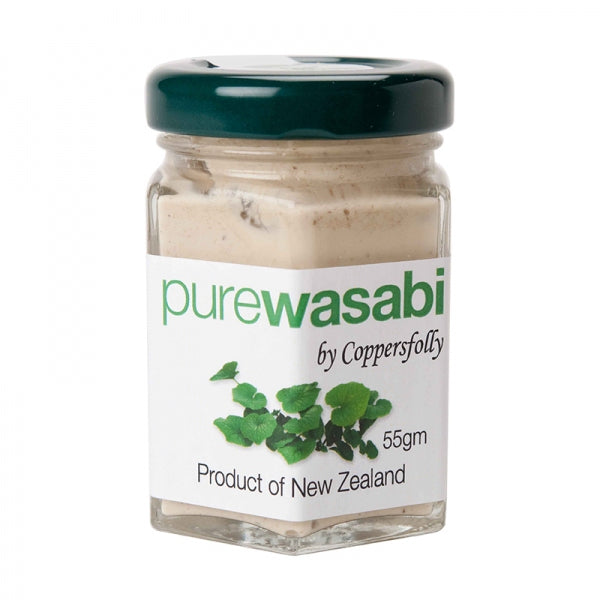 Coppersfolly Pure Wasabi