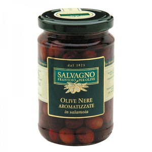 Salvagno Whole Olives in Brine