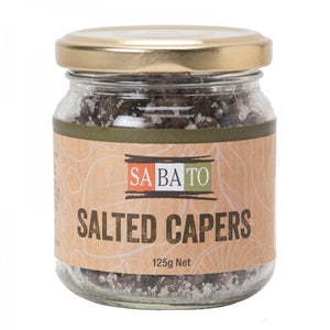 Sabato Salted Capers
