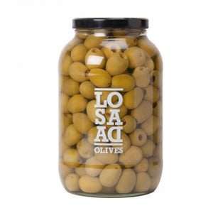 Load image into Gallery viewer, Losada Pitted Gordal Olives