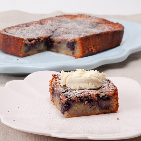 Sabato Blueberry & Almond Friand Cake