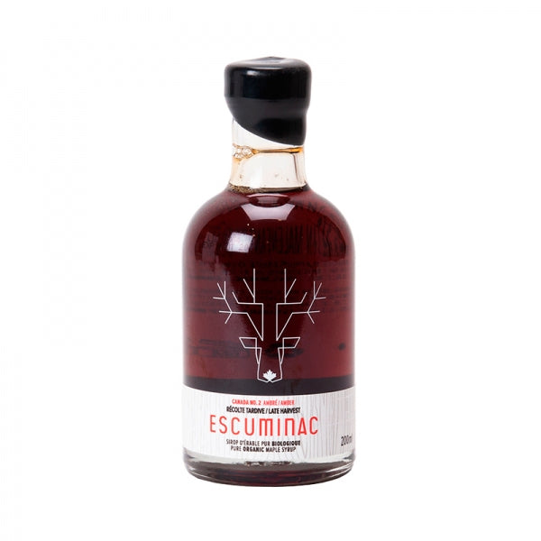 Escuminac Late Harvest Dark Maple Syrup