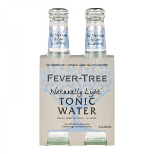 Fevertree Naturally Light Tonic Water