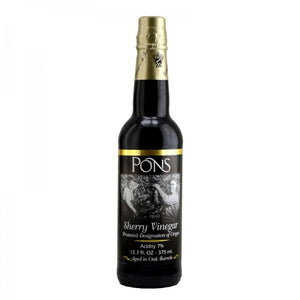 Pons Sherry Vinegar