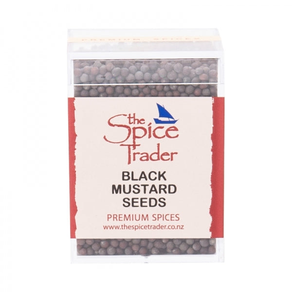 The Spice Trader Black Mustard Seeds