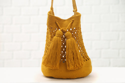 Mona M Net Bag