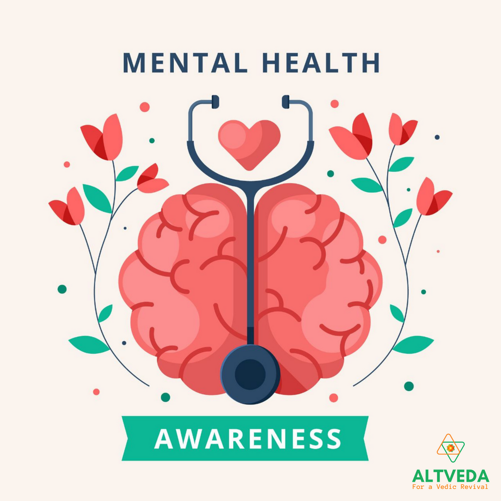 World Mental Health Day Image Poster