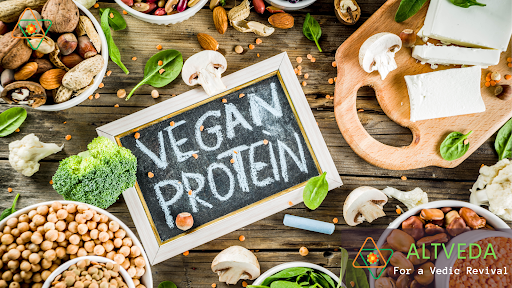 You can get the right amount of Protein even being a vegan