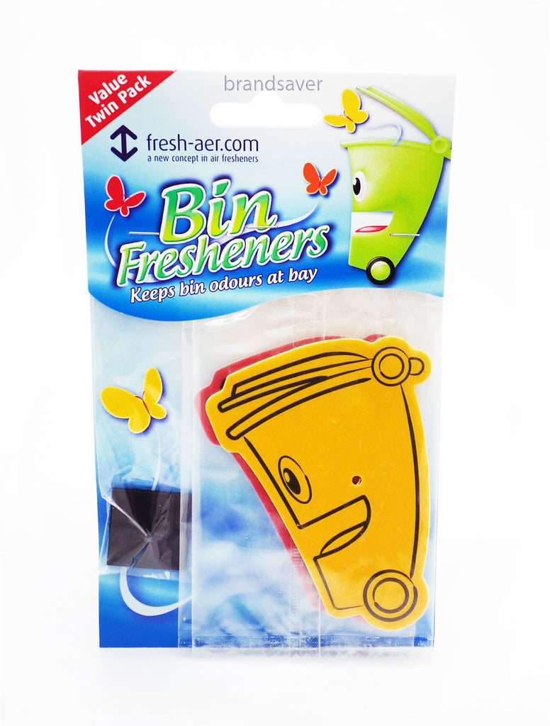 Wheelie Bin Air Freshener Deodoriser (2pc )