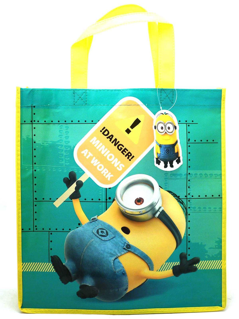 Minions Tote Bag - Danger!