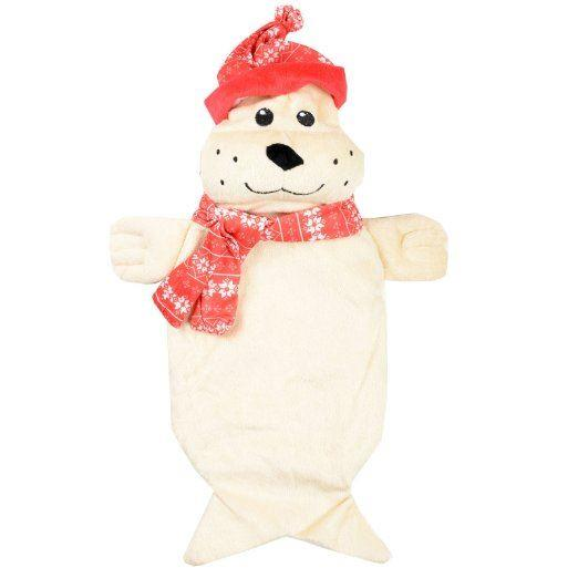 Cute Cuddly Animal Design Hot Water Bottle - Seal