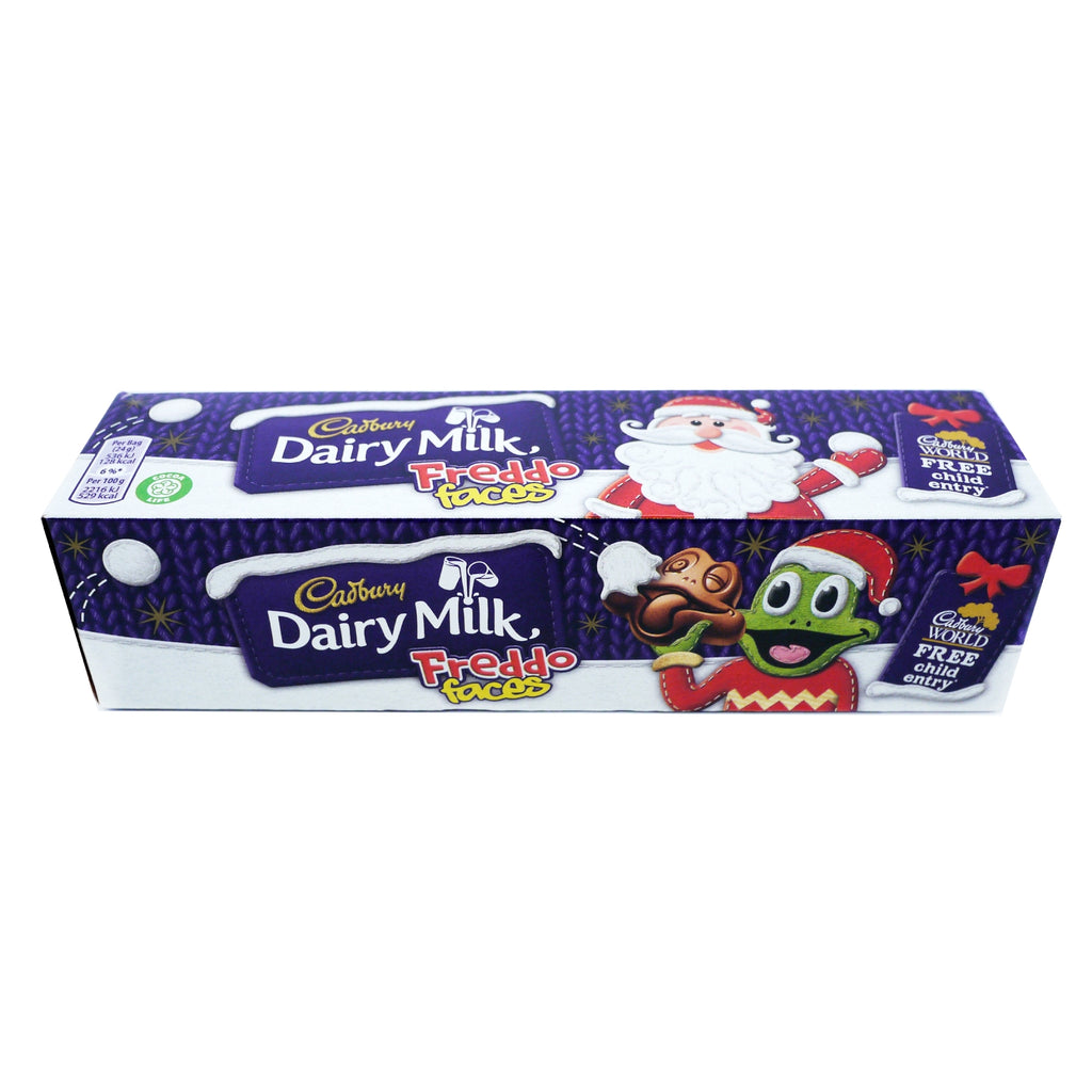Cadbury Freddo Faces Tube 72g (Box of 12)