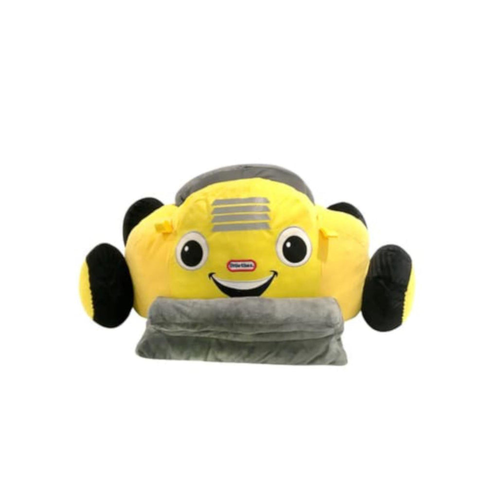 Little Tikes Yellow Cozy Coupe Dirt Digger Plush Toy Car for Toddlers