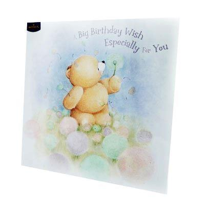 Hallmark Forever Friends Birthday Card