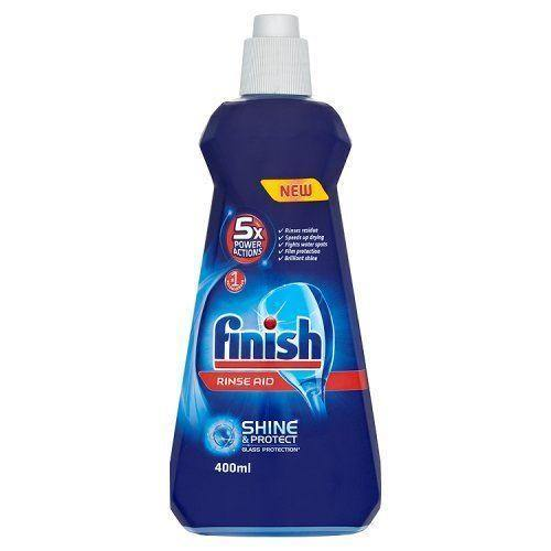 Finish Original Rinse Aid 400 ml