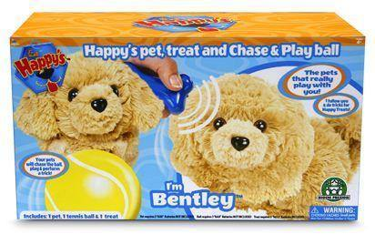 The Happy's Plush Interactive Pet - Bentley