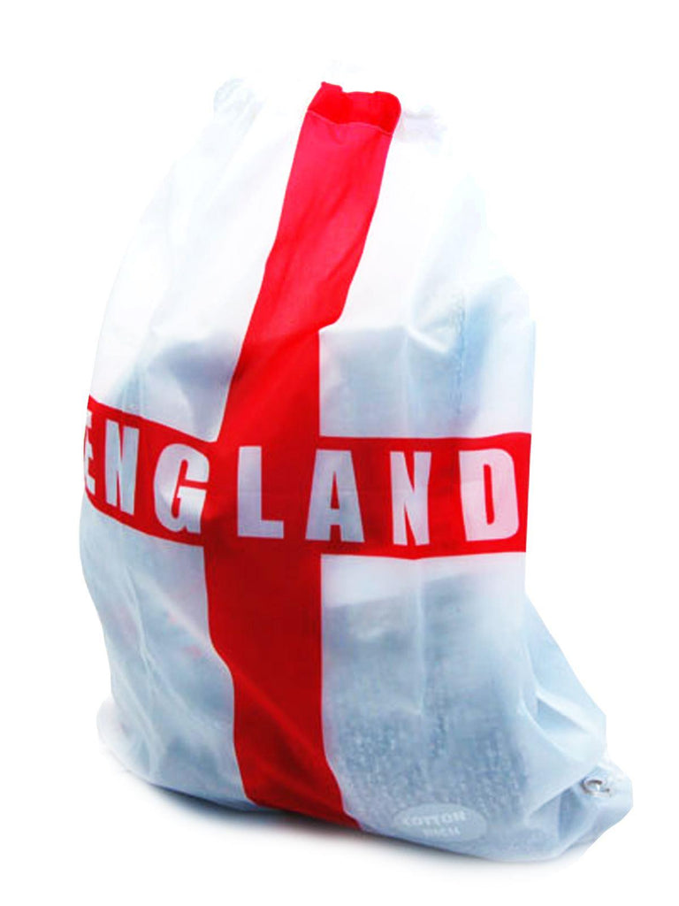 England Drawstring Bag