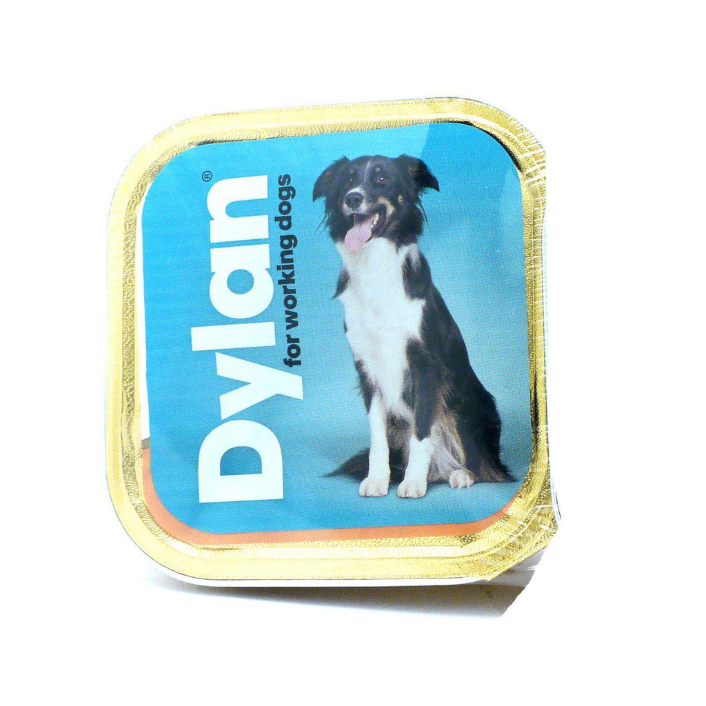 Dylan Tray Original For Working Dogs Wet Food 150g (Box of 5)