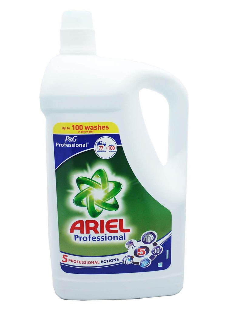 Ariel Professional Liquid Laundry Detergent - 100 Washes