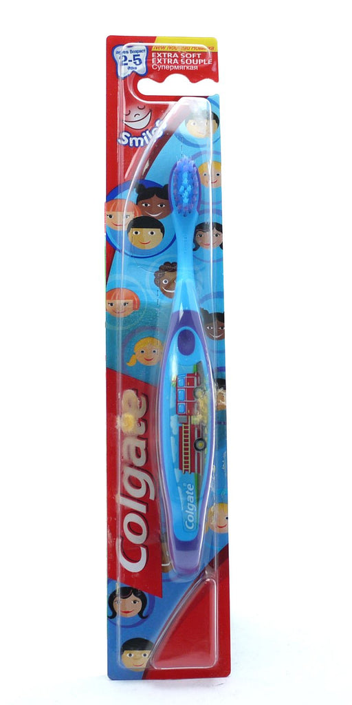 Colgate Smiles Toothbrush Extra Soft 5+