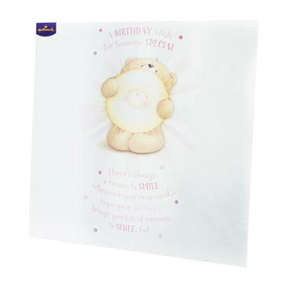Hallmark Greeting Card Birthday Card - Someone Special