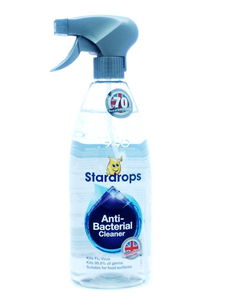 Stardrops Anti-Bacterial Cleaner 750ml