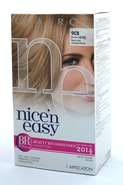 Nice n Easy 9CB Natural Champagne Blonde