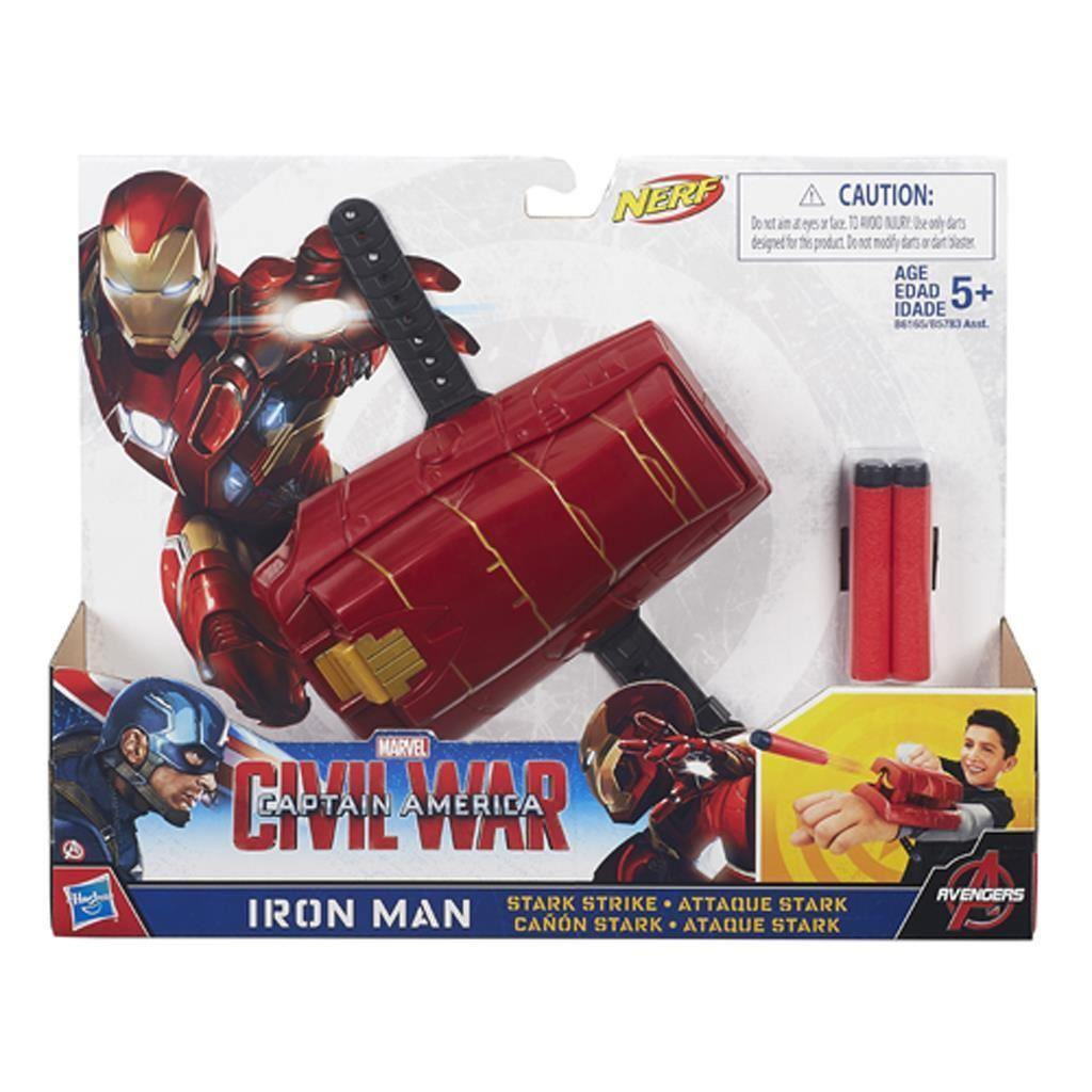Marvel Avengers Captain America Civil War - Iron Man Stark Strike